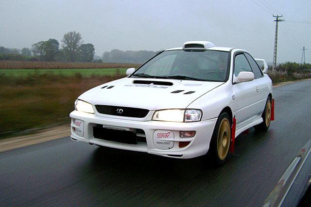 Fs For Sale Impreza Sti V5 Type R Quot Base Quot Car Nasioc