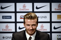 David Beckham - a kezdetektl a cscsig