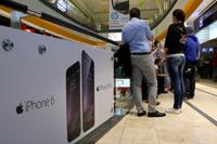 iPhone 6 budapesti rajt