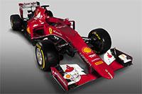 A Ferrari SF15-T