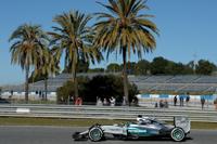 Az els� tesztnap Jerezben